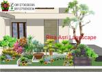 Risa Asri Landscape